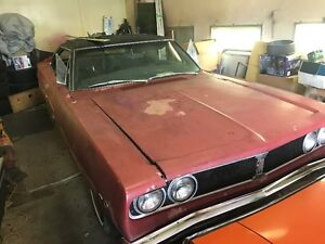 68 Dodge Coronet 500 one owner Barn find