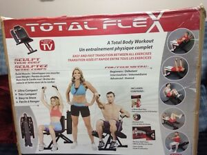 Totalflex workout
