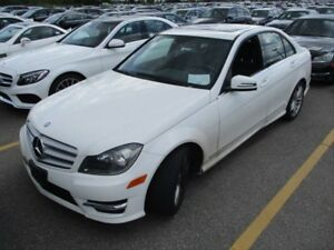 2013 Mercedes-Benz C-Class HEATED SEATS! AUTO CLIMATE CONTROL...