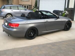 2009 BMW 335i Cabriolet with M-Package