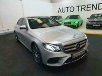 Mercedes-Benz E220 2.0d (194ps) 9G-Tronic 2017.5MY d AMG Line