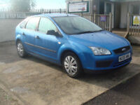 Ford Focus 1.6TDCi ( 110ps ) 2005MY LX PAY AS GO TODAY