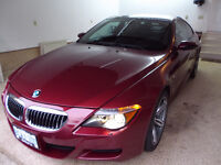 2006 BMW M6 Premium Coupe (2 door)