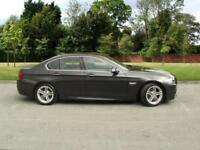 2014 BMW 5 SERIES 520d M Sport Step Auto