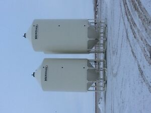 Meridian Fertilizer Bins