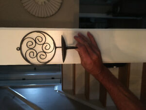 Pier One wall sconce for candle