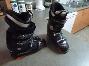 Fischer ski boots 255 mm / Bottines de ski