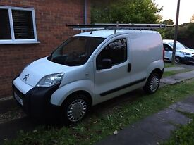 Citroen NEMO 1.2cc 16v HDI Start & Stop. Would swap for Ford Transit Connect of similar year.!