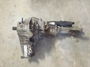 Dodge Ram 1500 front diff
