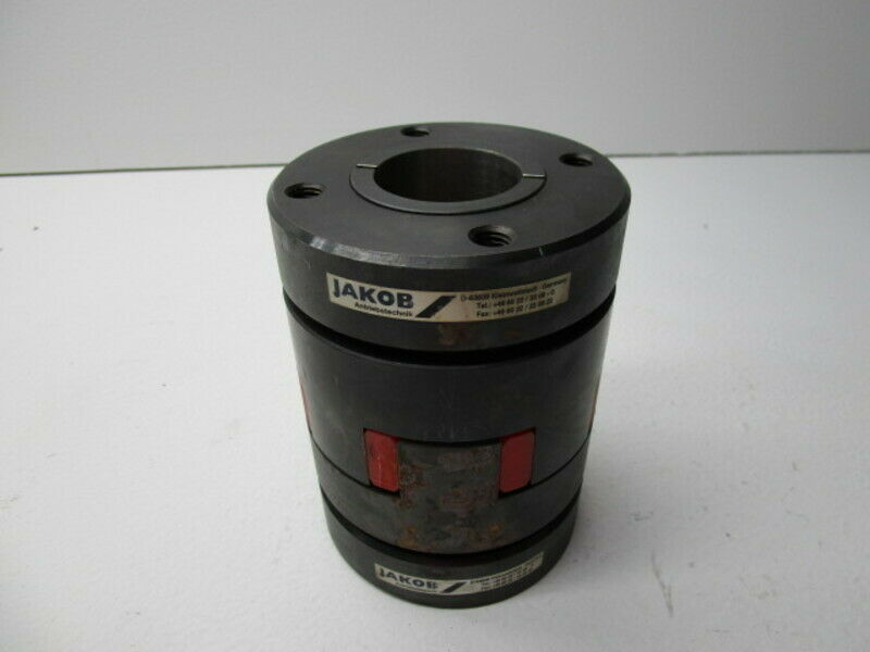 JAKOB D-63839 FLEX COUPLING (AS PICTURED) * USED *