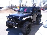 2008 Jeep Wrangler Sahara 4x4 2Door