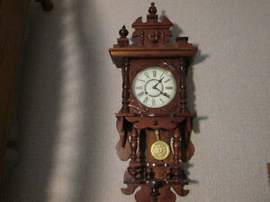 OLD WALL CLOCK - A GREAT FATHER'S DAY GIFT!!