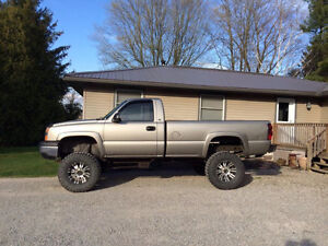 2003 Chevrolet Silverado 1500 Lifted