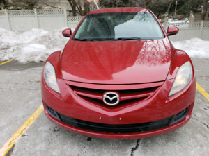 2010 MAZDA6 I, WITH 87000KM, first owner and NO ACCIDENT