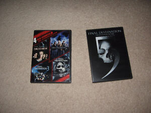 Final Destination The Complete Dvd Collection