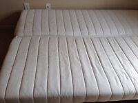 Ikea Sofa Bed with mattress - good condition