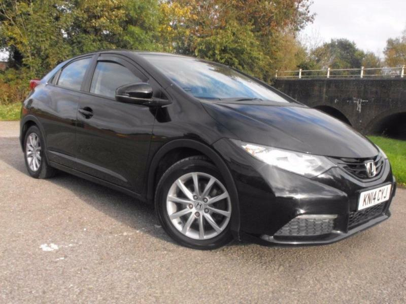 2014 Honda Civic 1.8 i-VTEC S Hatchback 5dr (dab, bluetooth, premium audio)