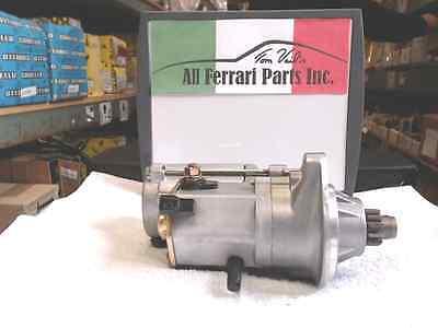 Ferrari Part 155166 STARTER MOTOR, F355, F 355, (NIPPON DENSO)