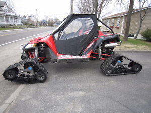 2013 Arctic Cat Wildcat 1000 limited + chenilles tatoo T4s
