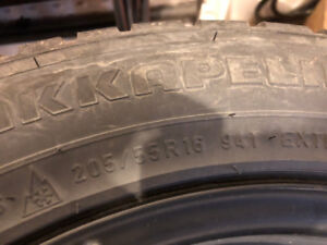 Used Snow Tires & Rims