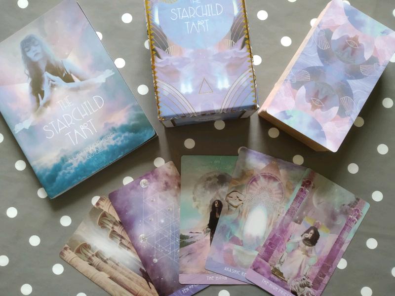 The Starchild Tarot Akashic edition deck | in Canterbury, Kent | Gumtree