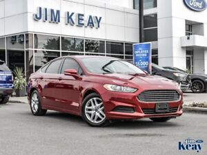 2016 Ford Fusion SE  - Certified - Bluetooth -  SiriusXM - $51.7