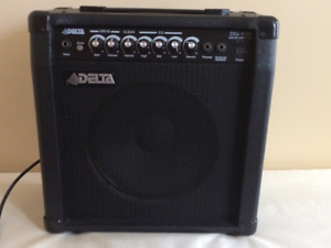 40 Watt Delta Amplifier