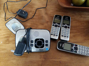 Uniden phone 6.0 plus answering system