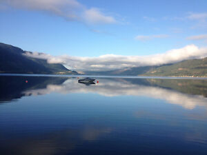 Shuswap Lakeside Cottage and Golf