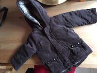 9-12m coat