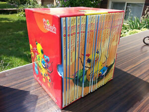 REDUCED!!! Miss Spiders's Sunny Patch Library 1 - 23 books