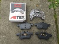 Rover 75 MG ZT Brake pads and brake shoes