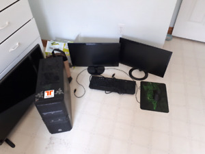 Gaming Computer for Xbox/ps4