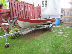***12FT ALUMINUM BOAT FOR SALE***