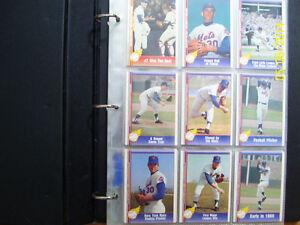 Nolan Ryan 1991 Baseball cards Pacific complete set Gatineau Ottawa / Gatineau Area image 1