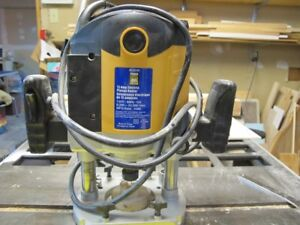 """1/2"""" plunge router for sale"""
