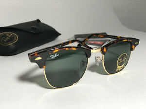 Brand new Ray-Ban Clubmaster Tortoise