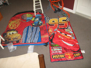 Disney Cars Deluxe Pop up Playhouse/Tent