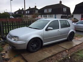 VW Golf 1.9 GTTDI 115