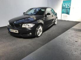 BMW 120 2.0TD 2009 d M Sport finance available from £30 per week