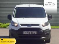 2014 14 FORD TRANSIT CONNECT 1.6 210 ECONETIC P/V 1D 94 BHP DIESEL