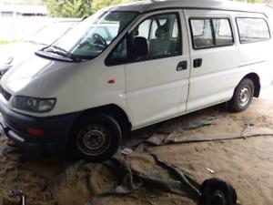 Van/camper good condition low ks