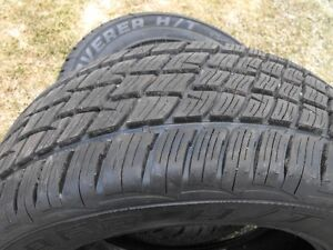 NEW PRICE!!!! 2 COOPER DISCOVERER TIRES - ALL SEASONS