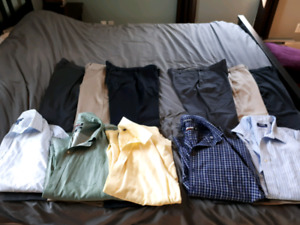 Men's dress clothes
