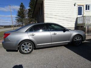 2008 Lincoln MKZ Other