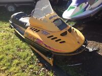 snowmobile for sale $900