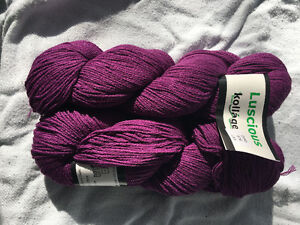 Kollage Luscious yarn in Orchid