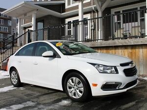 2016 Chevrolet Cruze Limited LT / 1.4L 4cyl / FWD **Just 21K**