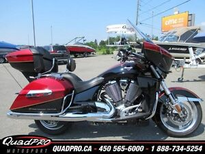 2014 Victory Motorcycles Cross  Country Tour  Edition 15th Anniv