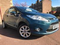 *6 MTHS WARRANTY*2009(09)FORD FIESTA 1.2 ZETEC 3DR WITH 70K 12 MTHS MOT*